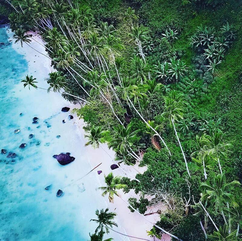 6 Breathtaking Beaches in Fiji Islands