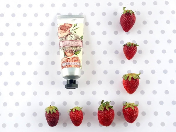 Rose Petal Luxury Hand Cream - The Somerset Co