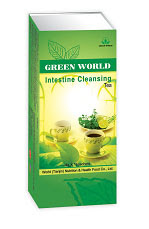 pro celansing tea green world