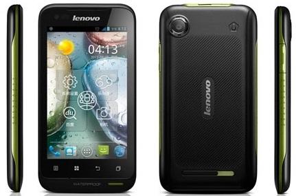 handphone android dual sim tahan banting dan waterproof, ponsel android dua kartu tangguh dan bandel, smartphone android lenovo a660 harga dan spesifikasi lengkap