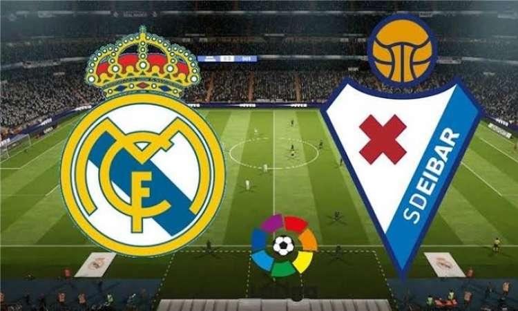 بث مباشر مباراة ريال مدريد وايبار