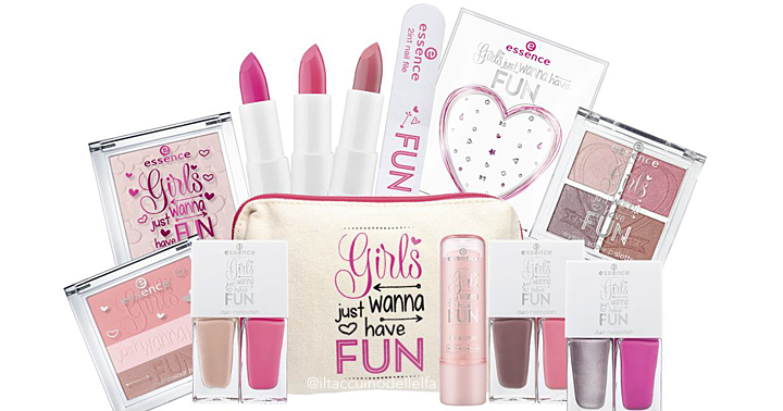 Essence Cosmetics Trend Edition Girls Just Wanna Have Fun - Anteprima