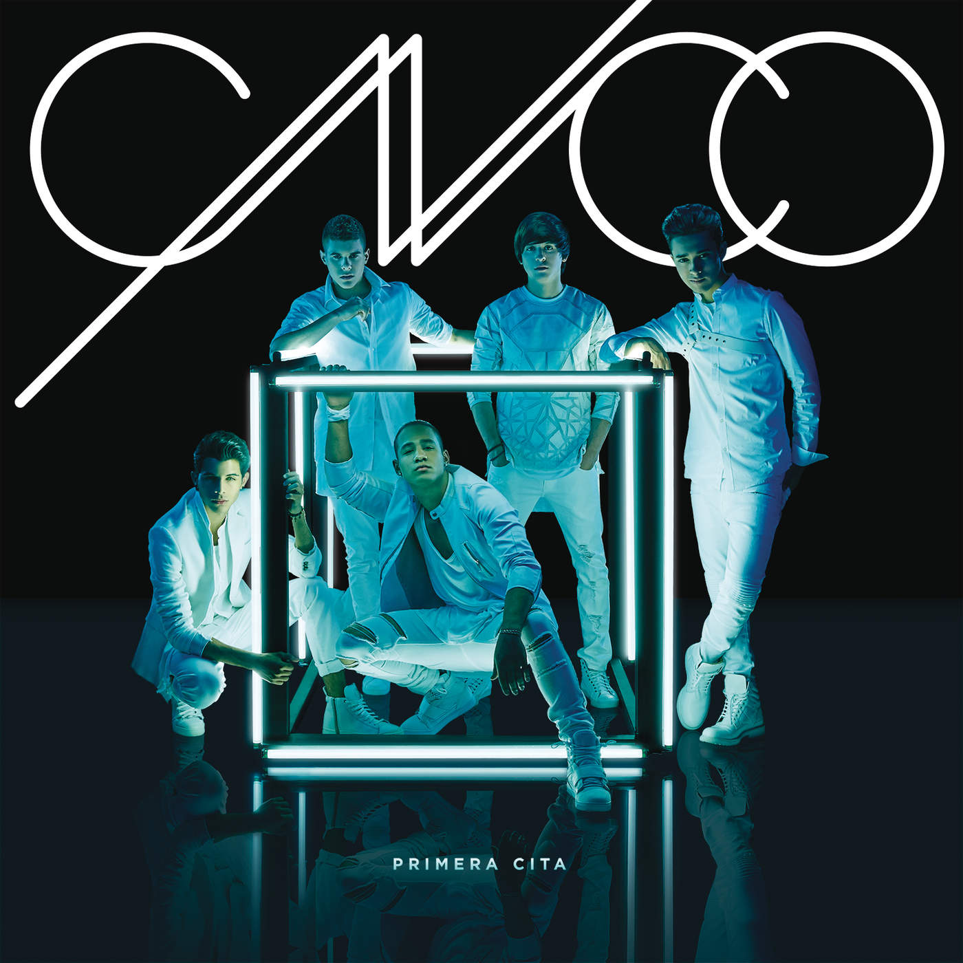 CNCO - Primera Cita Cover