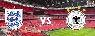 موعد المباراة منتخبي إنجلترا و ألمانيا دور 16 ( يورو 2020 ) 29/6/2021