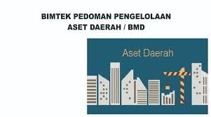 Bimtek Pengelolaan  Barang Milik Daerah (BMD)