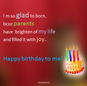 My Birthday Wishes DP Images for Whatsapp