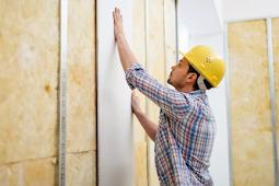 Lær hvordan du lydisolerte veggene ved å legge