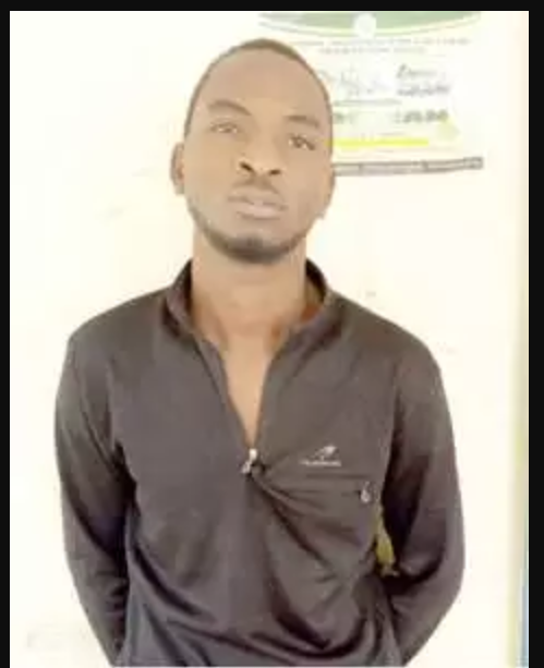 I was paid #2,000 from Ransom collected over my sister's Kidnap- Suspect