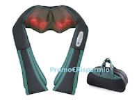 Logo Vinci gratis Massaggiatore senza fili per spalle NAIPO