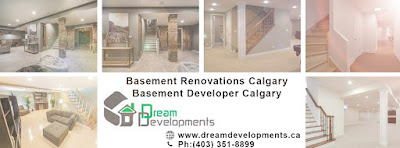 basement renovations in Calgary