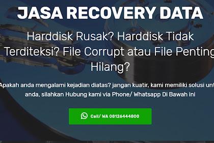 Yuk Ketahui Mengenai Cara Recovery Data!