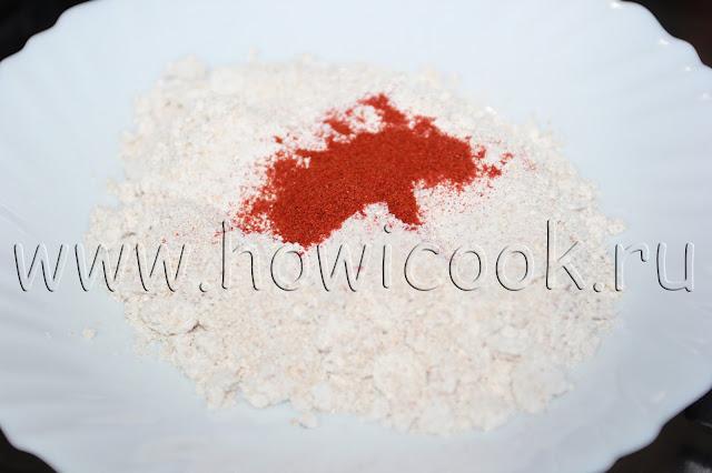 рецепт куриных наггетсов в духовке с пошаговыми фото