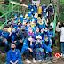 Puluhan Anggota Hima Teknik Kimia Politeknik Bandung Diklat LDK Di Geger Bintang Matahari