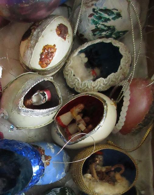 Tina's Allsorts, Tori's Eggs