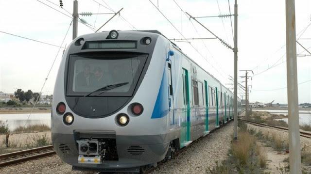 جنوح عربة قطار على خط أحواز الساحل دون خسائر