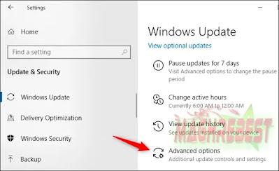 إيقاف التحديثات على الويندوز 10 windows stop mise a jour 2021