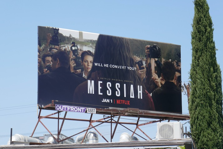 Messiah season 1 billboard