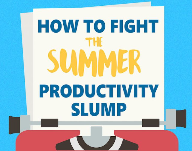 how to fight summer productivity slump business efficiency project management work production