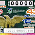"""La lista de la Lotería Nacional. Sorteo Superior 2610. Premio Mayor 2864 ( """"Todos los jóvenes que ingresan a la Universidad Veracruzana ya ganaron el Premio Mayor"""")"""