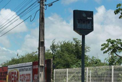 DNIT vai instalar 38 novos radares eletrônicos em rodovias da Paraíba