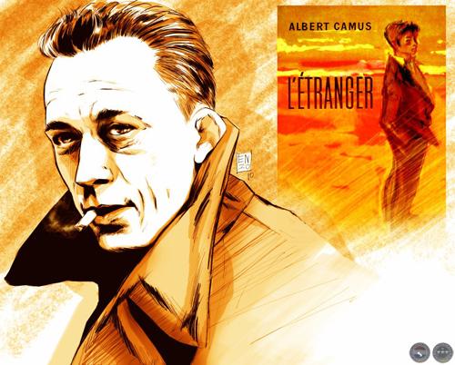 Albert Camus | La Peste y El Extranjero
