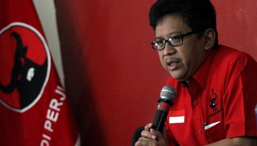 PDIP Ingatkan Amien Rais Soal Janji Jalan Kaki Yogya ke Jakarta