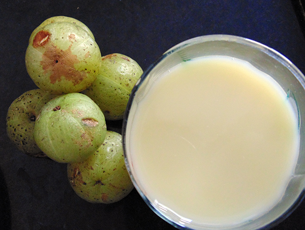 Amla Juice (Gooseberry Juice)