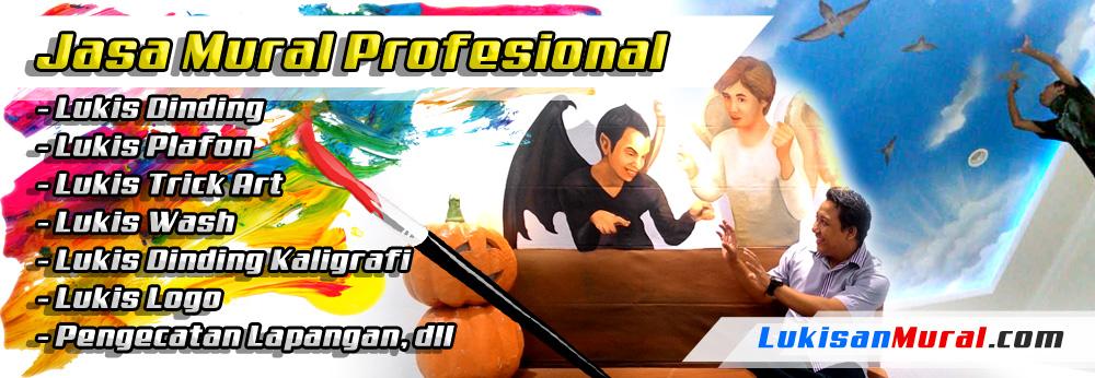 jasa mural professional