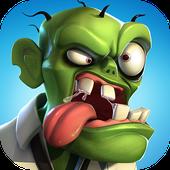 Clash of Zombies II: The invasion of Atlantis APK v1.1 Mod Full Terbaru