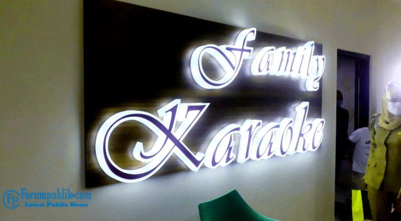 Wisata Bojongsari Ada Room Karoke Dan SPA