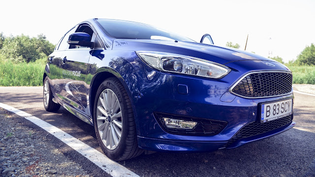Ford Focus (2016) - drive test & review foto-video