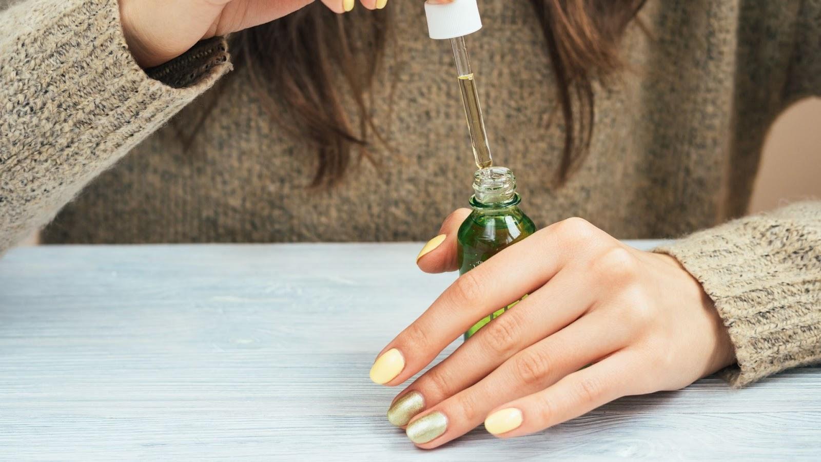 odżywienie paznokci po hybrydzie