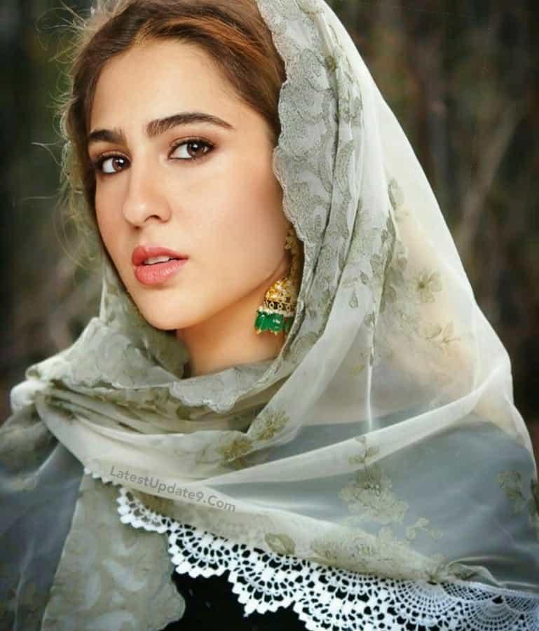 sara ali khan natural look, bollywood actress without makeup photos