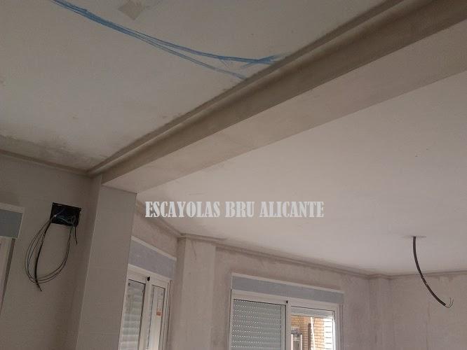 Escayolas Bru Alicante Techos Fijos