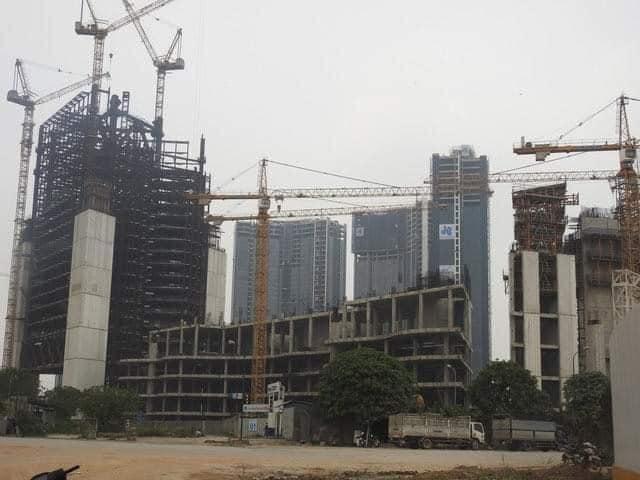 Ông Nguyễn Văn Thắng để lại di sản Tòa nhà VietinBank Tower bỏ hoang khi làm CT NN VietinBank?