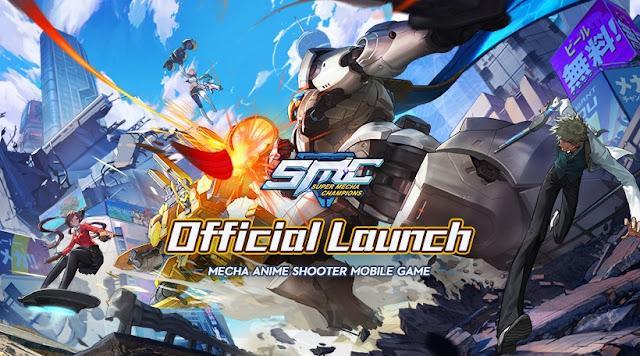 Jadwal Rilis Super Mecha Champions Battleroyale Android Netease