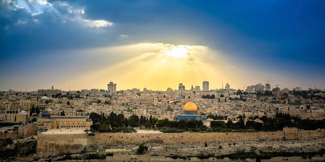 Jerusalém, capital de Israel novamente