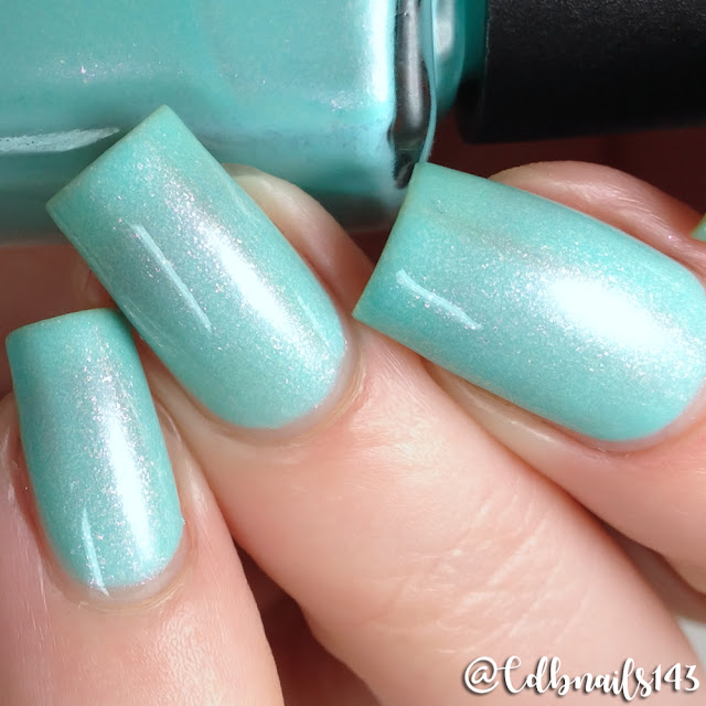 Lollipop Posse Lacquer-Good Morning, Lollipop!