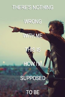 Green Day Lyrics - I Was There