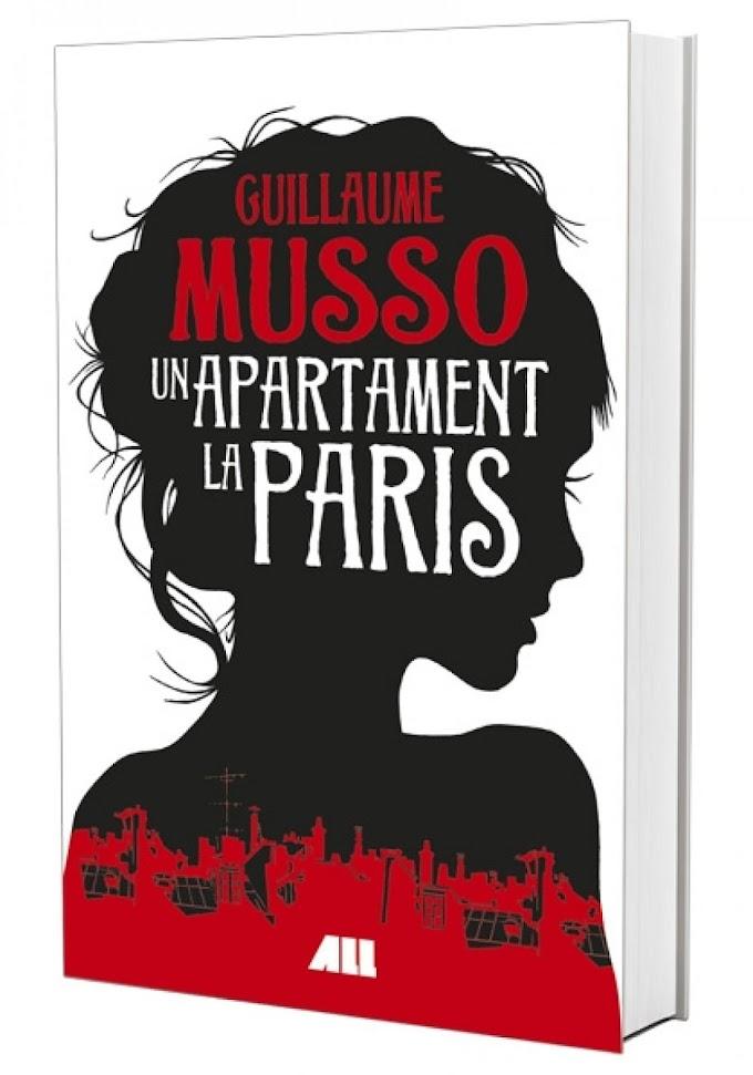 [Recenzie] Un apartament la Paris - Guillaume Musso