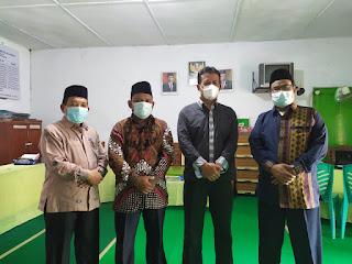 Kapolda Jambi Bersama Wakil Gubernur Tinjau Vaksinasi Di Ponpes