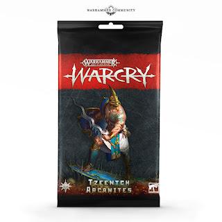 WarCry Tzeentch Arcanites