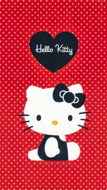 Wallpaper hello kitty lucu untuk android download gratis