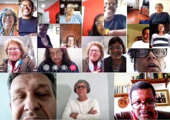 Coral Pró Tempore tem aulas online