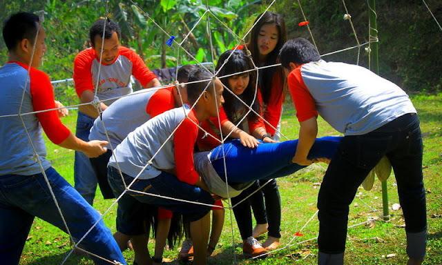 Info Jasa Outbound Training Manado, Sulawesi Utara Terbaik