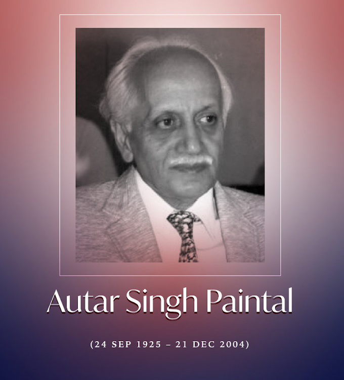 Learn about Avtar Singh Pantal, a Punjabi scientist from India in punjabi