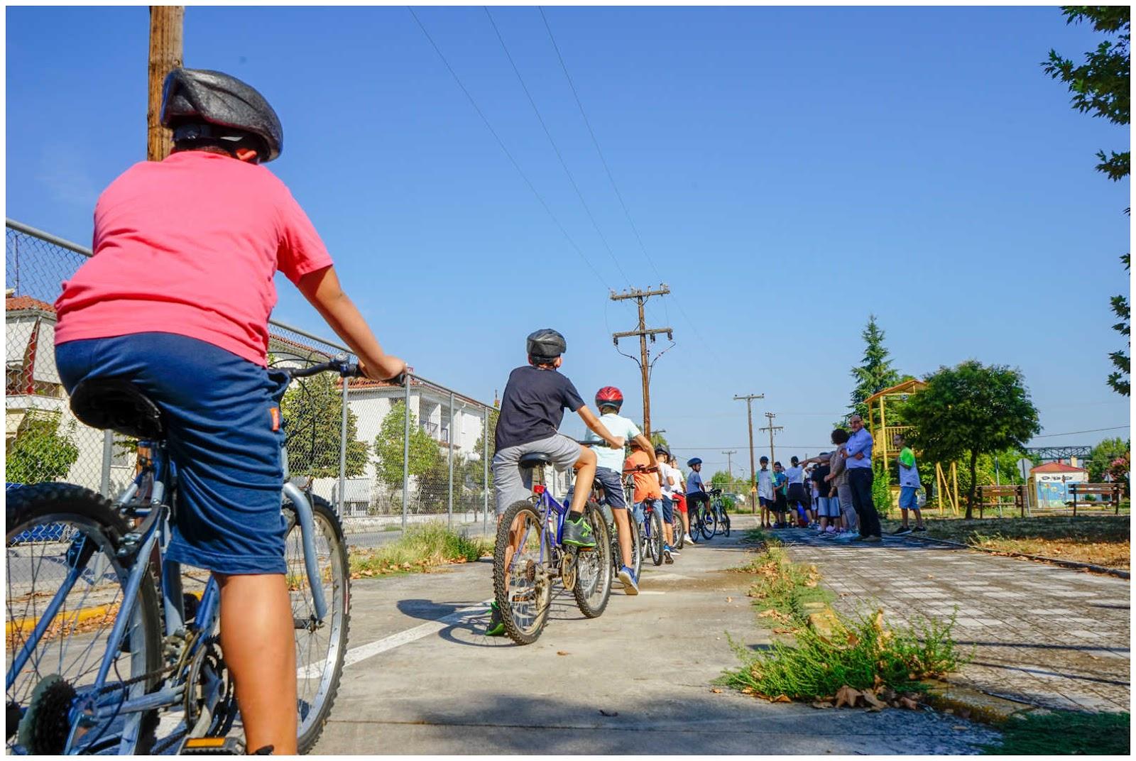 """Ο Δήμος Καρδίτσας πιστοποιήθηκε με το ειδικό σήμα """"Cycle Friendly Employer"""""""