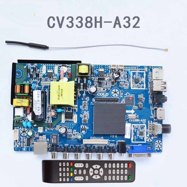 CV338H-A32 UNIVERSAL ANDROID MOTHERBOARD SOFTWARE OR
