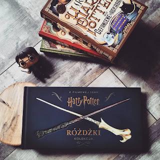 Harry Potter: Różdżki. Kolekcja