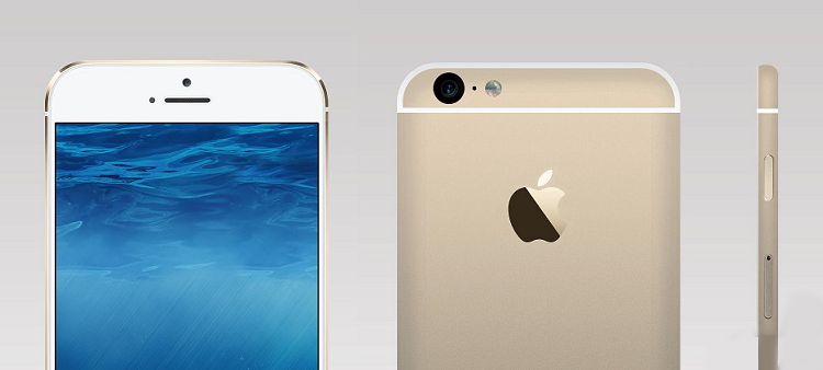 The Final Shape And Design Of iPhone 6